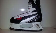 Oxelo XLR 3 Eishockey Schlittschuhe  - senior Ice Skate Gr. 46 schwarz - Sale