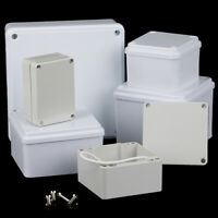 Waterproof Enclosure Box Instrument Case Electrical Project Box Junction Box  HH