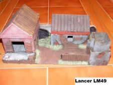 Lancer LM49 20mm Resin WWII Eastern Front Railway Station