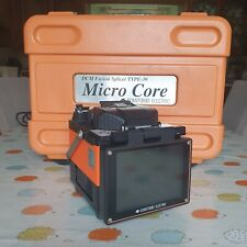Sumitomo Type 39 Micro Core Fusion Splicer Arc count only 294!