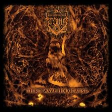 T.O.M.B. ‎– Third Wave Holocaust (2013)  CD  NEW/SEALED  SPEEDYPOST