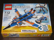 LEGO 31008 Creator Thunder Wings 3 in 1 NEW