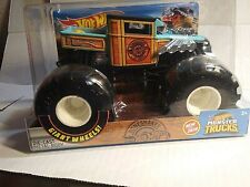 Hot Wheels Monster Trucks Bone Shaker 1 24 Diecast