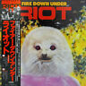 Riot Fire Down Under Victor Vinyl LP