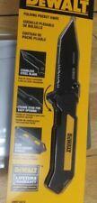 "DEWALT DWHT10272 2-1/4"" STAINLESS STEEL Folding Pocket Knife in retail pack NEW"