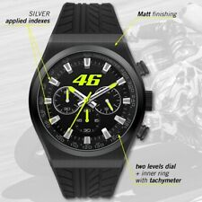Valentino Rossi VR46 Official Chronograph Watch Black 2019