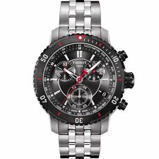 NEW MEN'S TISSOT PRS200 CHRONOGRAPH SAPPHIRE SPORTS WATCH T067.417.21.051.00