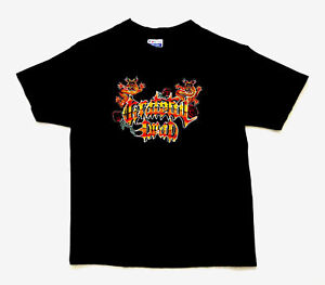 Grateful Dead Shirt T Shirt Vintage 1986 Dragon Chinese New Year of Tiger GDP L