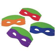 12  Ninja Turtle Looking Mask