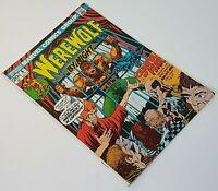 Marvel Werewolf By Night Comic Book V1 #6 June 1973 Carnival of Fear Ploog