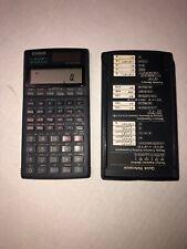 Calculator Casio fx-115W Scientific Solar Powered