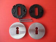 FSB Schlüsselrosette 1735 BB * Edelstahl matt * 1 Paar * Rosette
