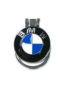 BMW Metal Link Keychain Logo With Keyring Heavy Feel