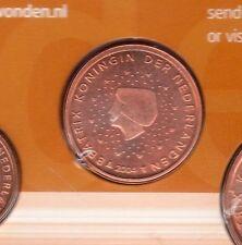 Pays Bas - 2004 - 2 Centimes D'euro FDC Scéllée provenant coffret BU 50 000 ex