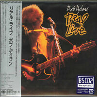 BOB DYLAN-REAL LIVE-JAPAN MINI LP BLU-SPEC CD2 Ltd/Ed E51