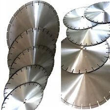 """10 pack 20"""" Diamond Saw Blade for Masonry, Cured Concrete and Asphalt"""