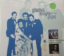 GLADYS KNIGHT AND THE PIPS- IF I WERE YOUR WOMAN/STANDING OVATION*CD NEW SEALED