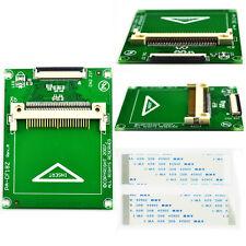 "Cf Compact Flash Scheda A 1.8 "" Zif Ce Adattatore HDD per Ipod 5G 6G Toshiba Dei"