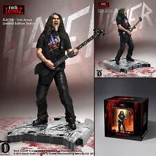 s Rock Iconz Statues - Slayer - Tom Araya knucklebonz
