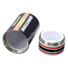 Novelty Size D Fake Battery Shaped Stash Pill Box with Secure Screw Cap New