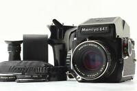 MINT READ Mamiya M645 Medium Format w/ Sekor C 80mm f2.8 AE Finder From JAPAN