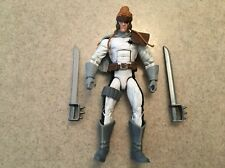 Marvel Legends Shatterstar (X-Men) Warlock BAF Wave Action Figure