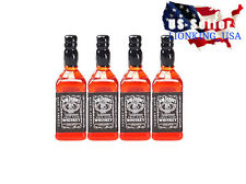 1/6 Scale Figure Toys Bottles Whiskey x 4 �Usa�