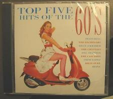 TOP FIVE HITS OF THE 60'S - PEGASUS RECORDS SAMPLER - CD - OVP