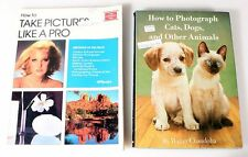 HOW TO PHOTOGRAPH CATS DOGS AND OTHER ANIMALS   TAKE PICTURES LIKE A PRO BOOKS
