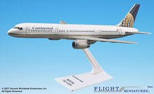 Flight Miniatures Continental Airlines 1991 Boeing 757-200 1/200 Scale Mint