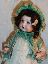 Antique Bisque Doll 14 in A.M. 4 D. R. G. M. 26 1/1 Armand Marseille Beautiful!!