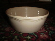 1920'S HALL POTTERY PINK SERVING OR SOUFFLE BOWL