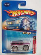 Hot Wheels 611m34 Ford 3-ventana gris