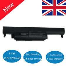 6 Cell Battery for ASUS A32-K55 A33-K55 A41-K55 K55 X55 X55A X55C X75 K45 A55 UK