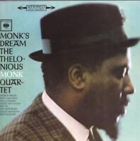 Thelonious Monk - Monk's Dream [New Vinyl LP] Bonus Track, Colored Vinyl, Ltd Ed