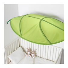 "Bed Canopy green Leaf Childrens Kids Tent 54"" x 35"" OFFICE LIGHTING IKEA LOVA"