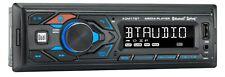 Dual Electronics XDM17BT Car Stereo with Bluetooth Siri/Google Assist 1 Din