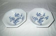2 Vintage Royal Staffordshire Dynasty Ironstone J & G Meakin England Bowls