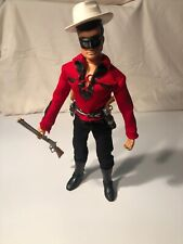 Vintage Ideal Lone Ranger Captain Action Figure 1960's Complete Original Nice