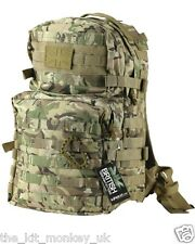 Kombat BTP Medium MOLLE Assault Back Pack /Daysack 40L compliments MTP /Multicam
