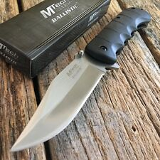"""8.5"""" BOWIE MTECH XTREME BOWIE Spring Assisted Open TACTICAL Pocket Knife C"""