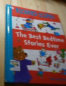 THE BEST BEDTIME STORIES EVER 2008 Children Young Reader Illustrated A4 SIZE HC