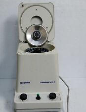 EPPENDORF 5415C CENTRIFUGE W/  ROTOR AND LID      #12499