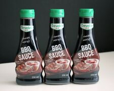 3 Flaschen Develey BBQ Sauce 250ml Original McDonalds Soße Mc Donalds rauchig