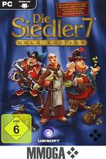 Die Siedler 7 Gold Edition Key - The Settler PC Download Code Uplay - [DE/EU]