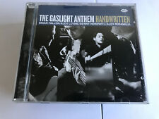 The Gaslight Anthem : Handwritten CD (2012) MINT/EX 602527894171