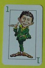 Ersatzkarte Mad Kartenspiel // Karte 1 Grün