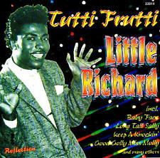 LITTLE RICHARD Tutti Frutti Top Rock'n Roll CD 16 Tracks NIP