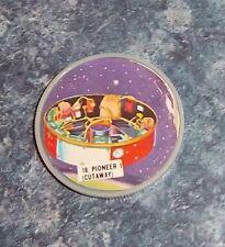 Dare Foods ,Krun-Chee ,Gordon's Krun-Chee  Space Coins 1960's # 18 Pioneer 1