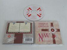 SIMPLE MINDS/NEW GOLD DREAM 81-82-83-84(VIRGIN CDV 2230)CD ALBUM